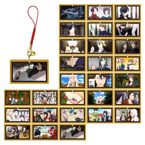 12月19日:キーホルダー/ビジュアルコレクション 第六弾