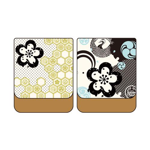 刀剣乱舞-花丸-×大江戸温泉物語 信玄ポーチ