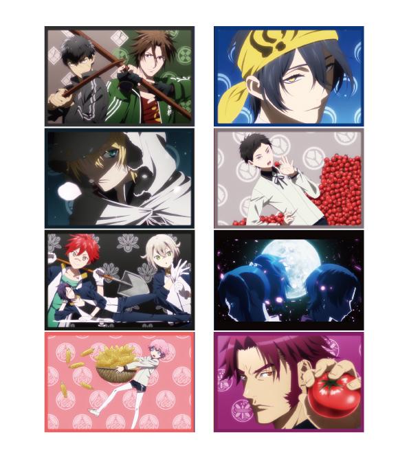 1月6日:花丸◎日和!スクエア缶バッジコレクション 第四弾