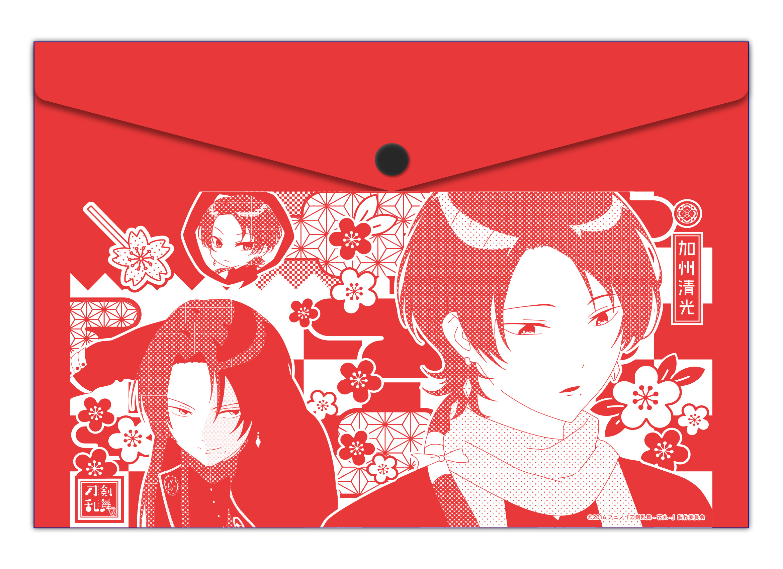 刀剣乱舞-花丸- フラットケース