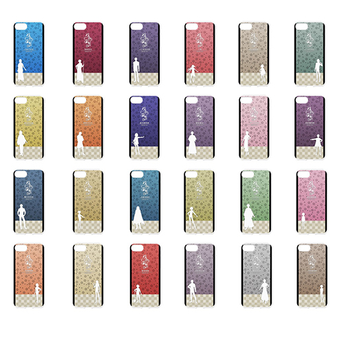 『刀剣乱舞-花丸-』iPhone7ケース