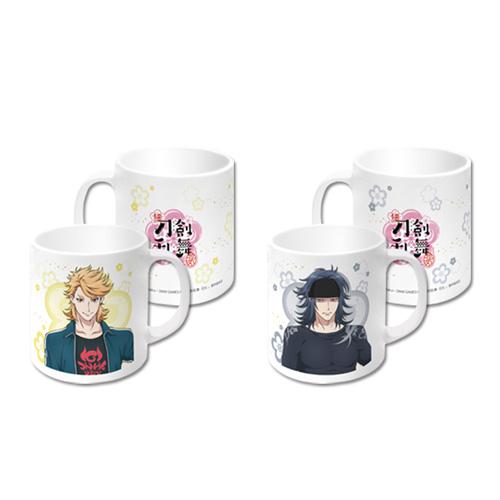 続『刀剣乱舞-花丸-』カラーマグカップ