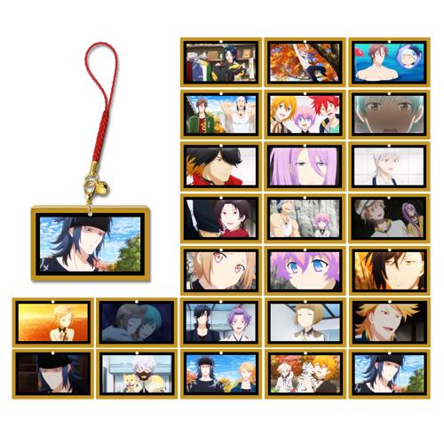 5月22日:続『刀剣乱舞-花丸-』キーホルダー/ビジュアルコレクション 第十弾