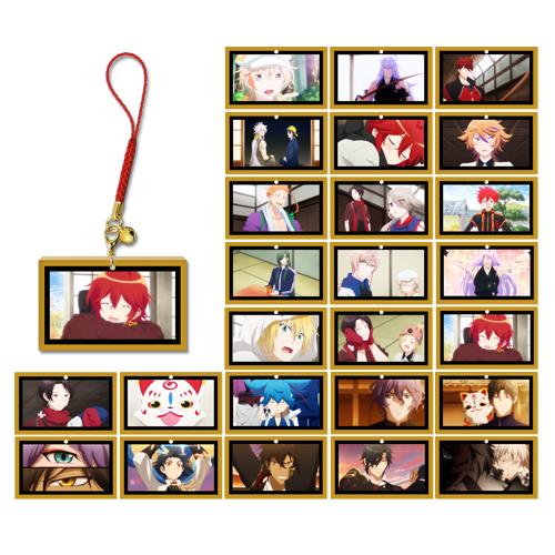 5月22日:続『刀剣乱舞-花丸-』キーホルダー/ビジュアルコレクション 第十一弾